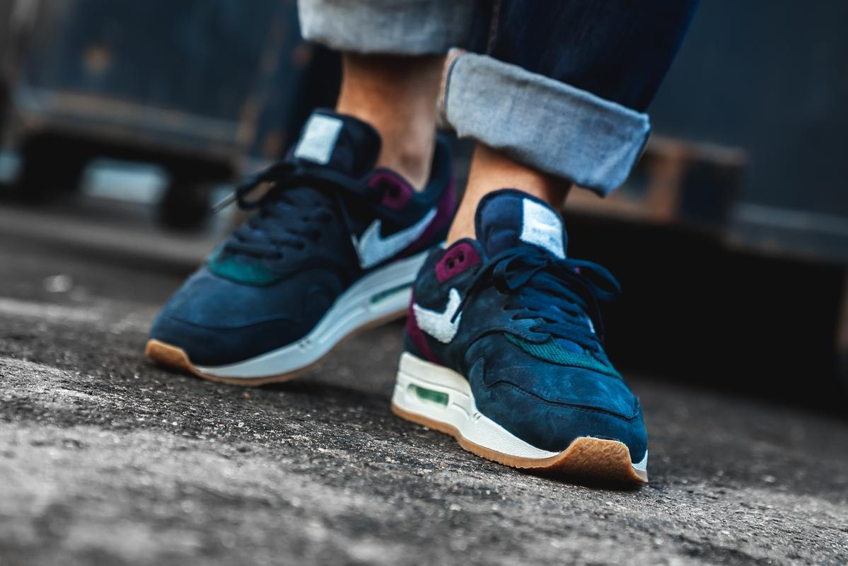 Nike Air Max 1 'Dark Obsidian' – 'Crepe Sole Pack' | More