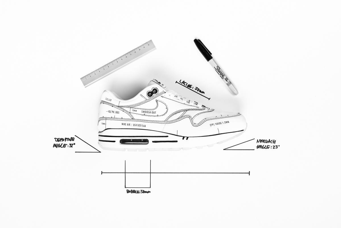 Nike Air Max 1 Sketch To Shelf