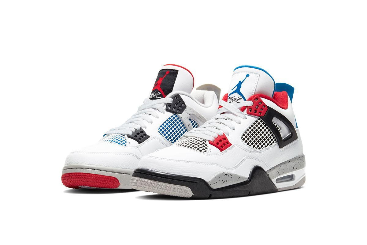 Air Jordan 4 Retro SE What The | CI1184 146 | AFEW STORE