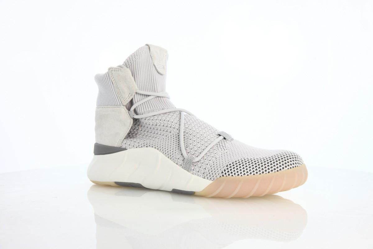 NEU adidas Originals Tubular X 2.0 PK Primeknit High-Top Sneaker Grau CQ1375 SAL