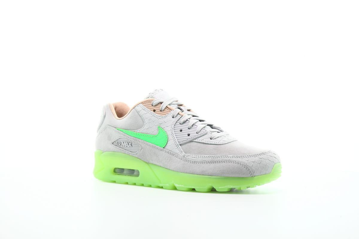 Nike Air Max 90 Damen Premium Wildleder Running Turnschuhe