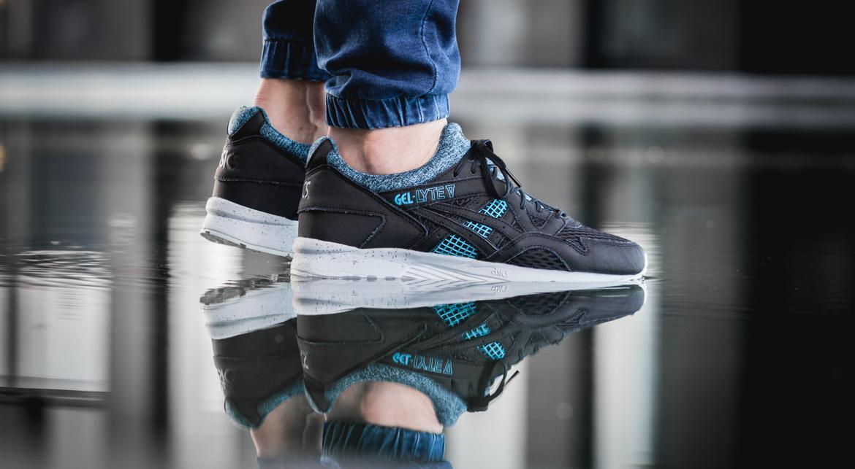 ASICS SportStyle GEL Lyte V shoes black blue