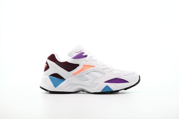 Sneaker Reebok Reebok Womens Aztrek 96 #quot#White#quot#