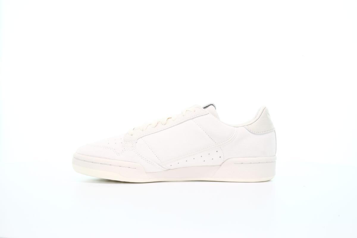 heißer verkauf adidas Originals Continental 80 Raw White