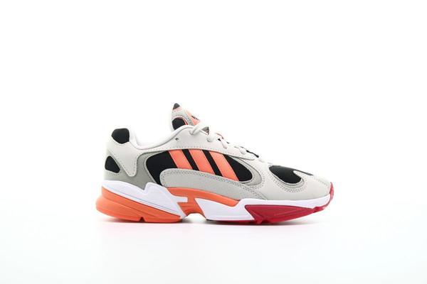 Originals Adidas Damen Yung 1 Grau Turnschuhe W