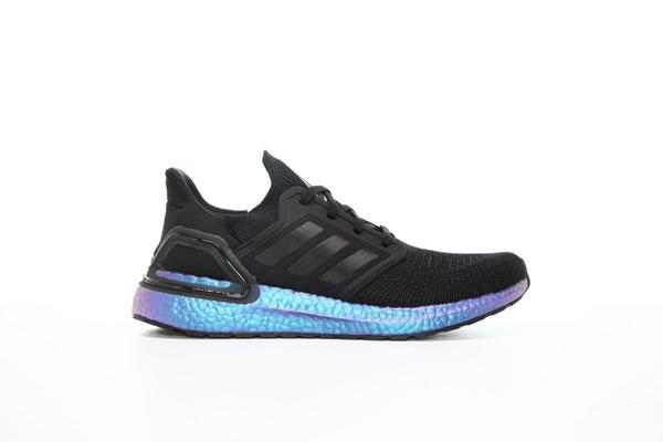 Schwarz sneakers adidas Ultraboost 20 144€ | EG0691 | Shooos