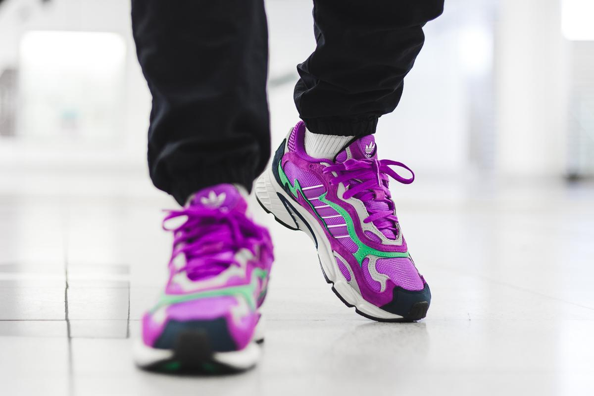 adidas temper run violet