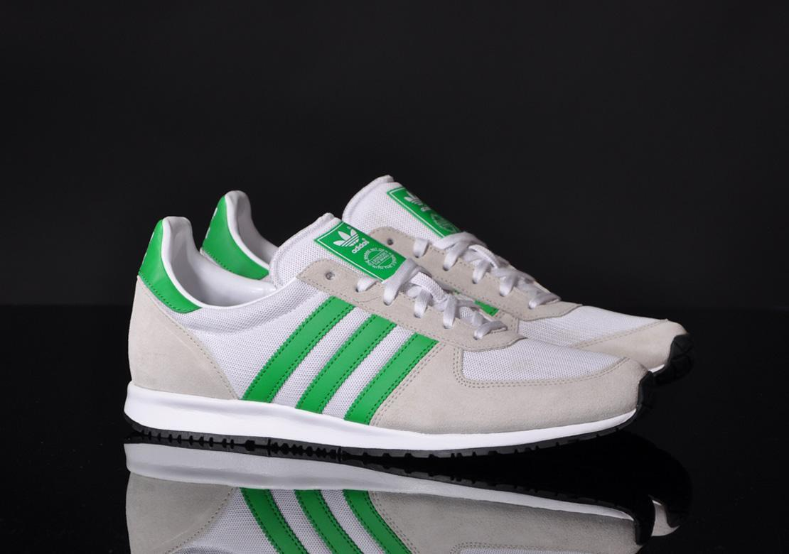 adidas Country (grün weiß) | 43einhalb Sneaker Store in