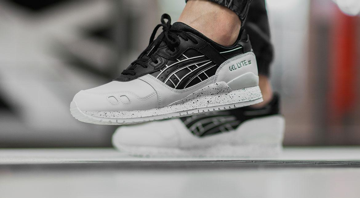 Asics Gel Lyte 3 'Oreo Pack' Black White | Sneakers