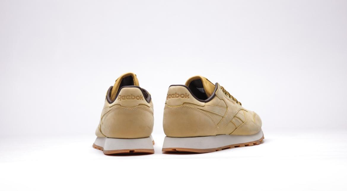 Reebok Classic LEATHER WP Wheat | M49995 | AFEW STORE
