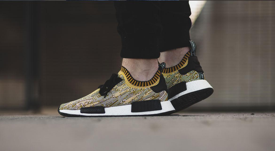 Discover Adidas Nmd Runner Pk 'Gold' Price At a Discount 46
