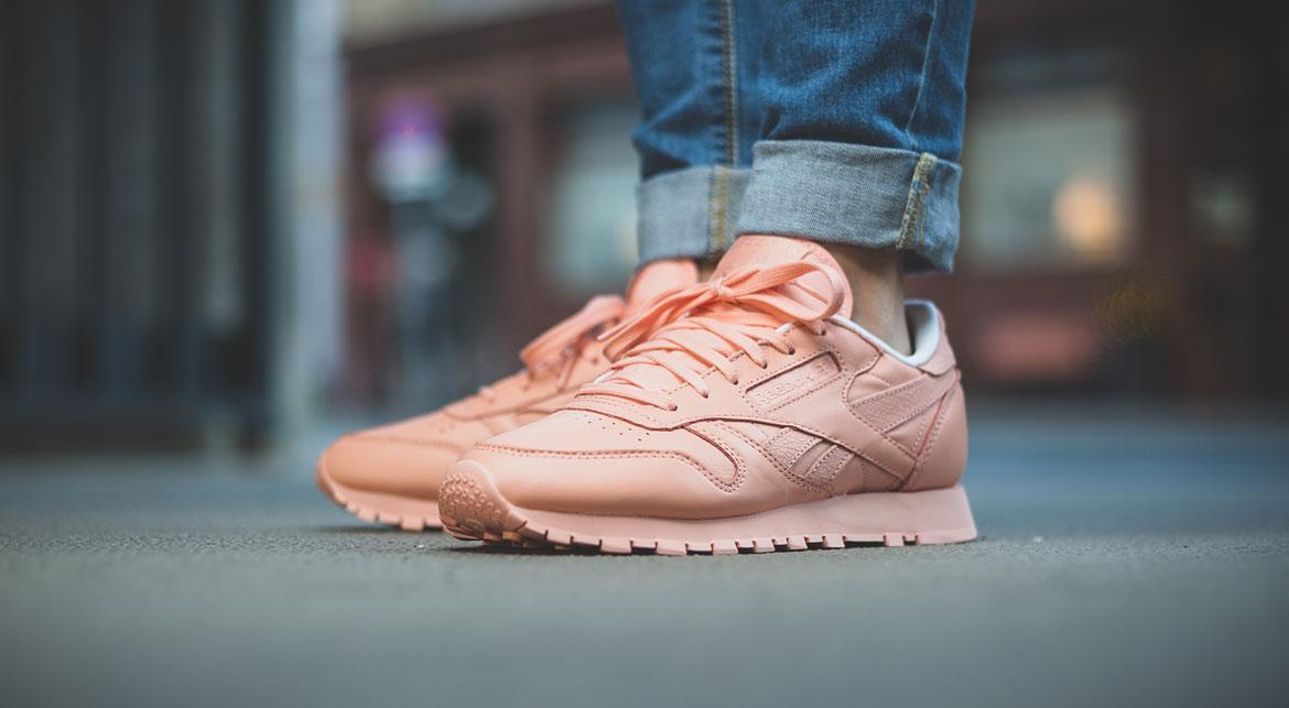 Reebok Classic Leather Spirit W Desert Stone | V69386