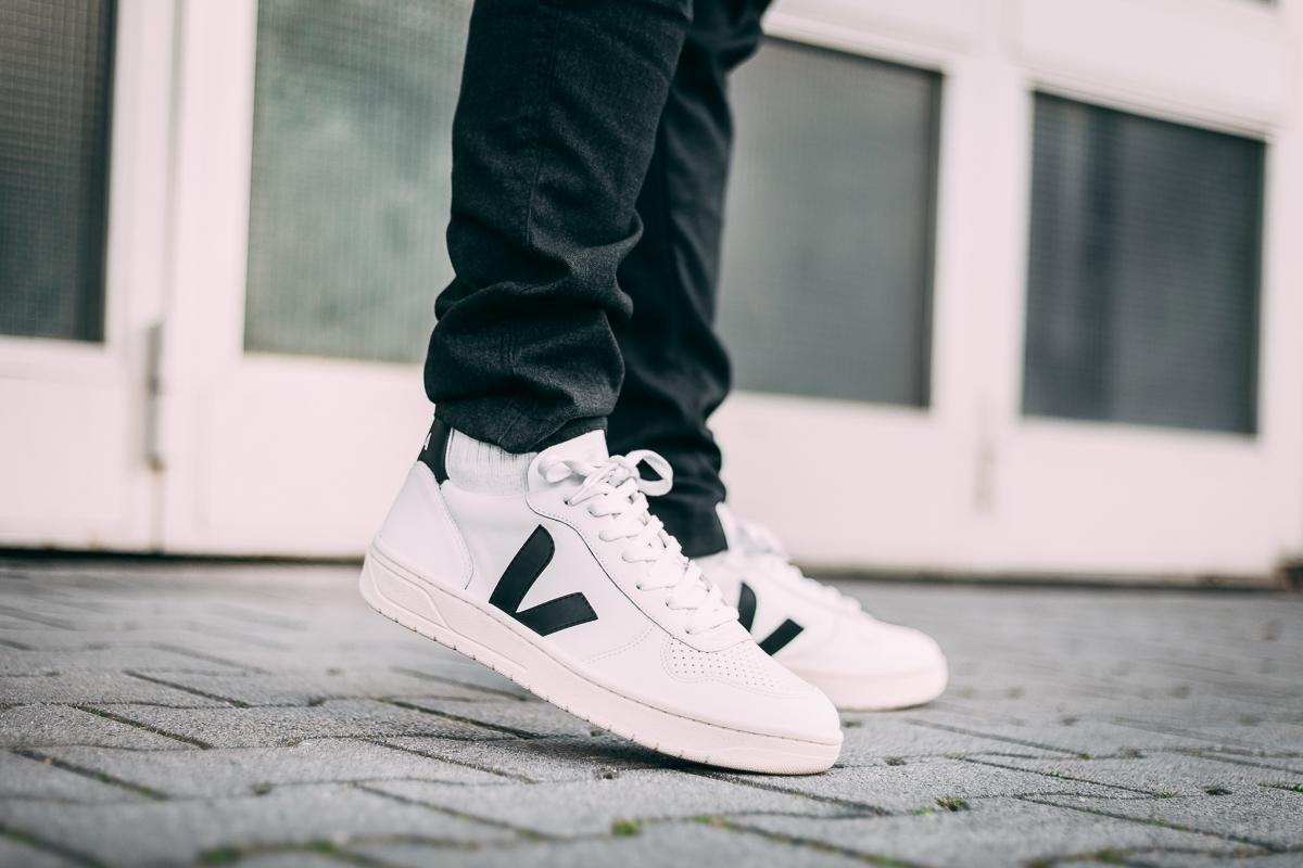 discount shop new style really comfortable Veja V10 Leather