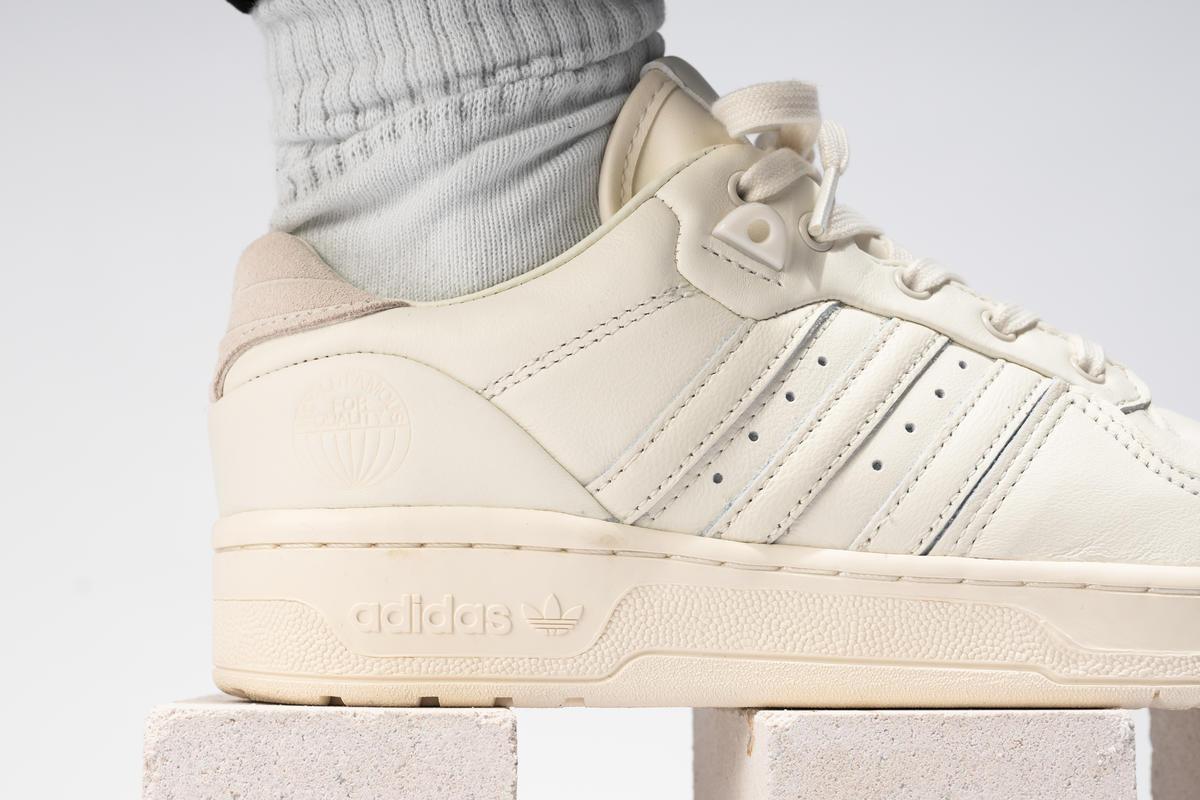 adidas Originals RIVALRY LOW Off White