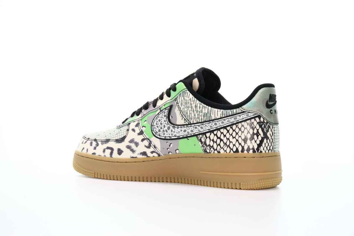 Nike AIR FORCE 1 '07 QS City Of Dreams | CT8441 002 | AFEW