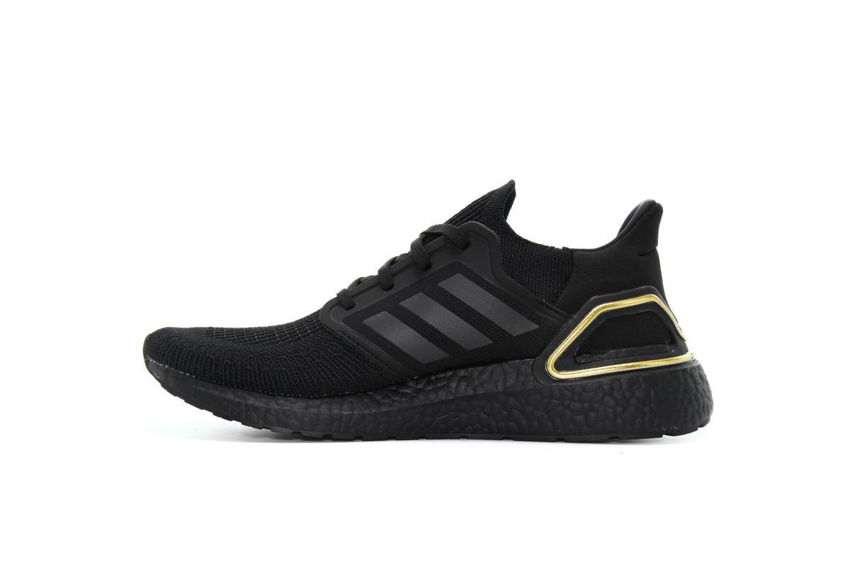 adidas ultra boost core black core black gold met