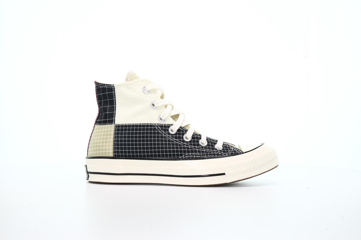 Converse All Star Chucks Hi 37.5 White Plaid (weiß) günstig