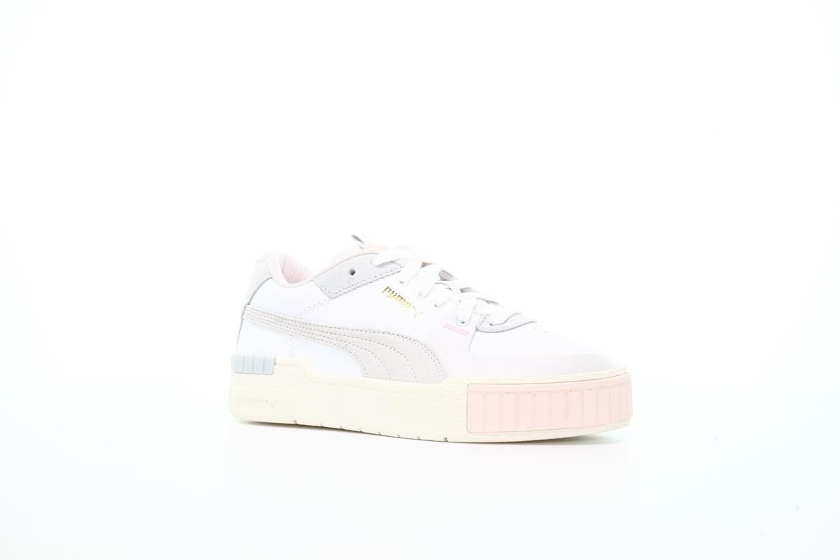 Puma Cali Sport Mix W shoes white