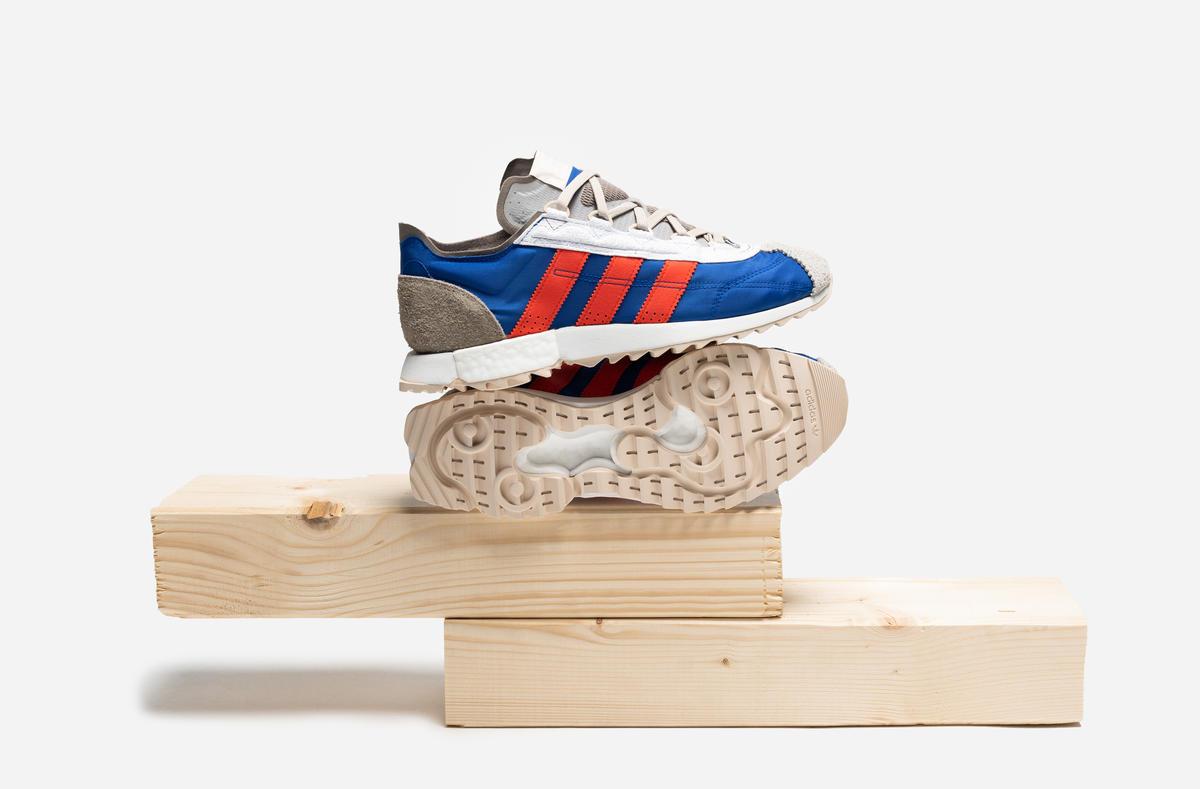 adidas Originals APS | Weiss | Sneaker | B35765 | Caliroots