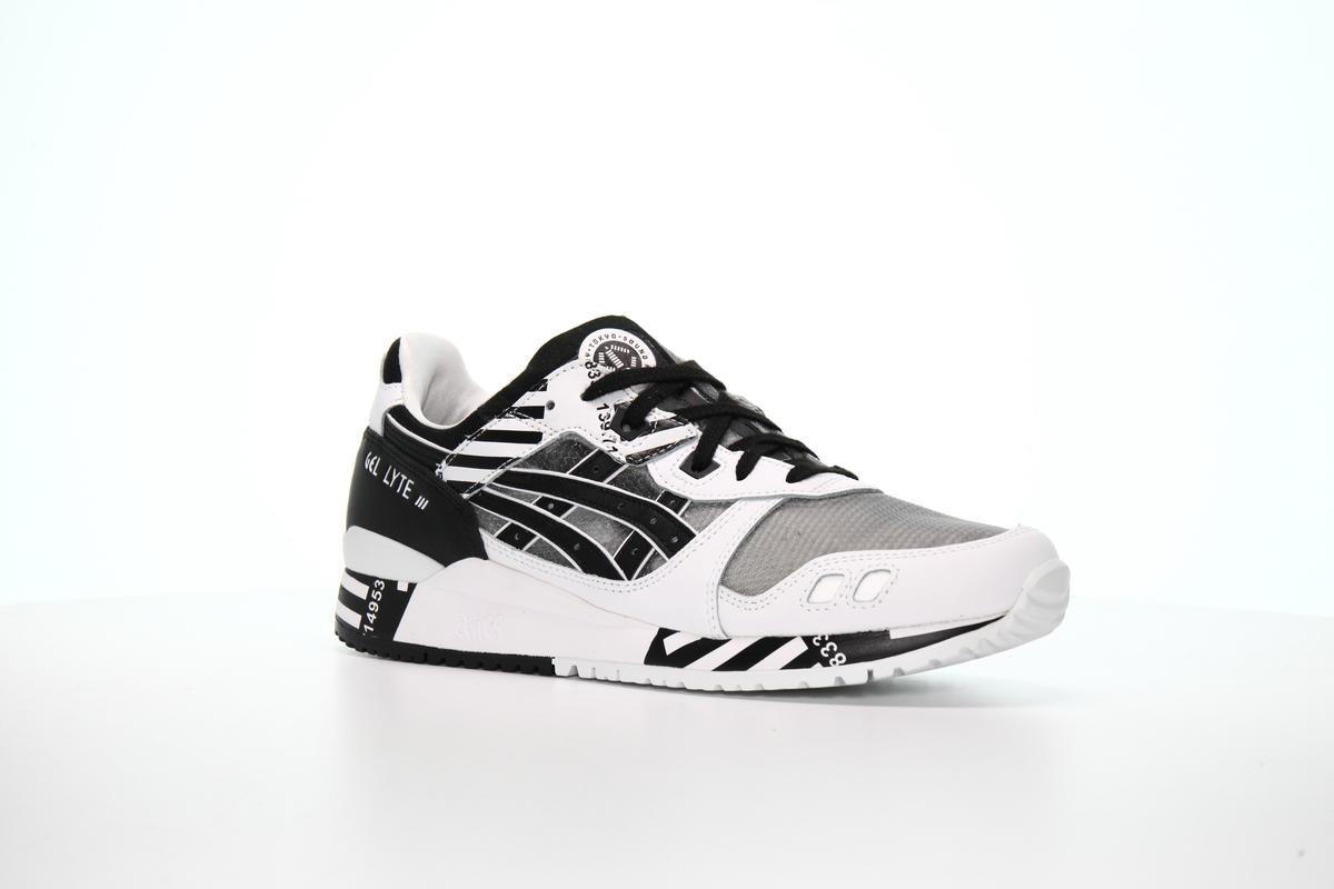 Asics Gel Lyte III 3 Sneakers Shoes Mens Sz 11.5 EUR 45 Brown White NEW