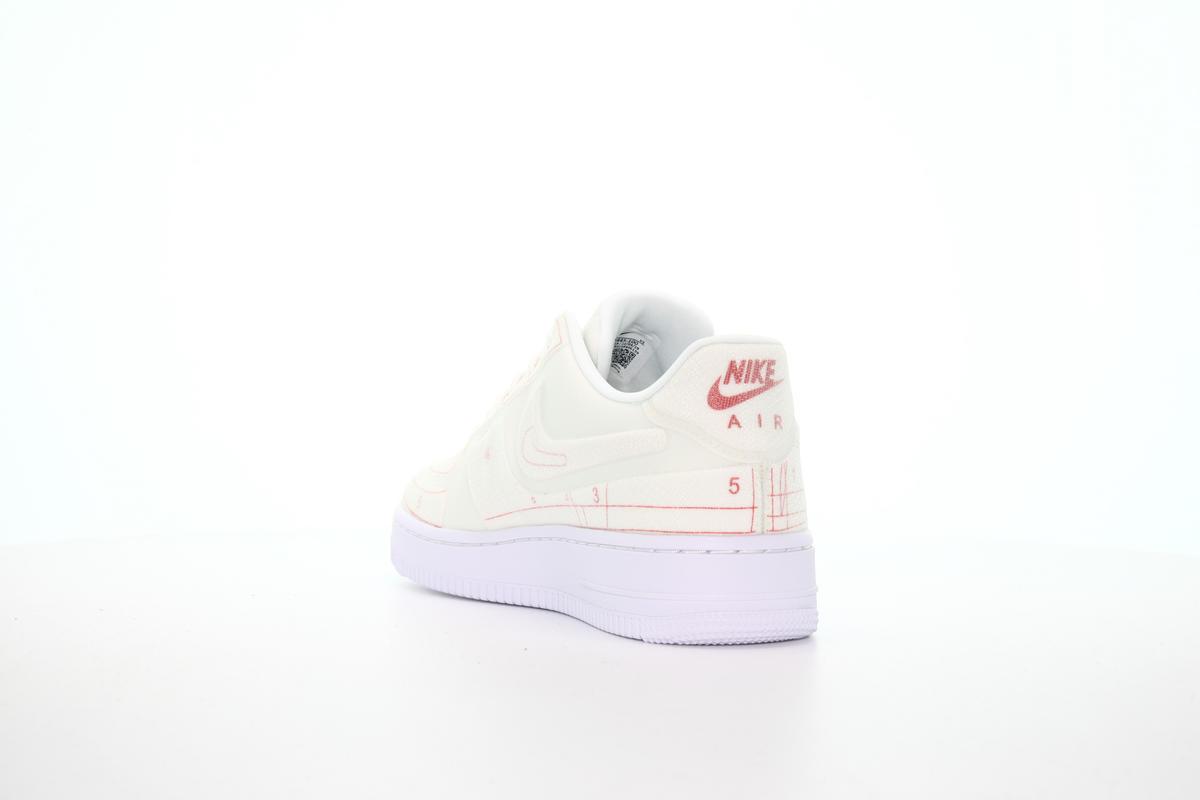 Nike Wmns AIR FORCE 1 07 LX SUMMIT WHITE SUMMIT
