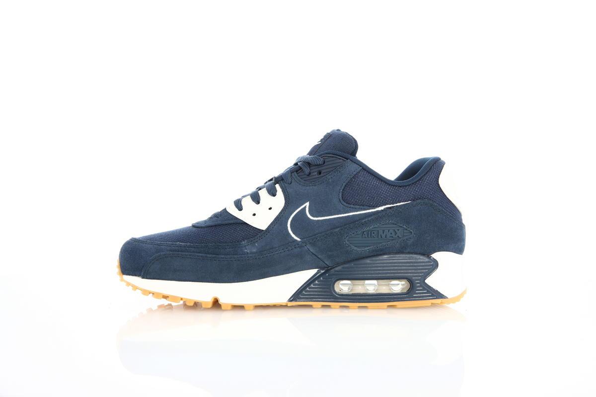Nike Air Max 90 Premium Armory Navy 700155 403   SneakerFiles