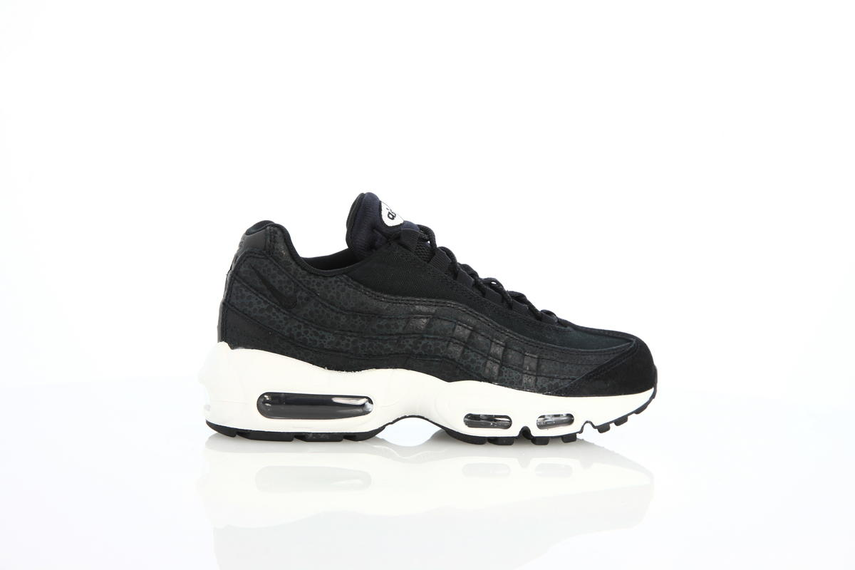 Nike Wmns Air Max 95 Prm Black N White Shoes for Women