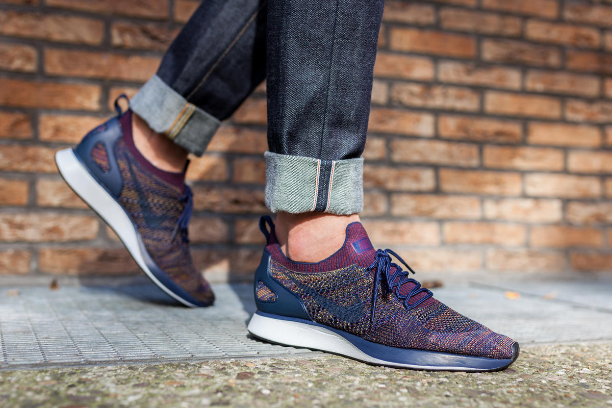 excursionismo Reactor Mecánico  Nike Air Zoom Mariah Flyknit Racer