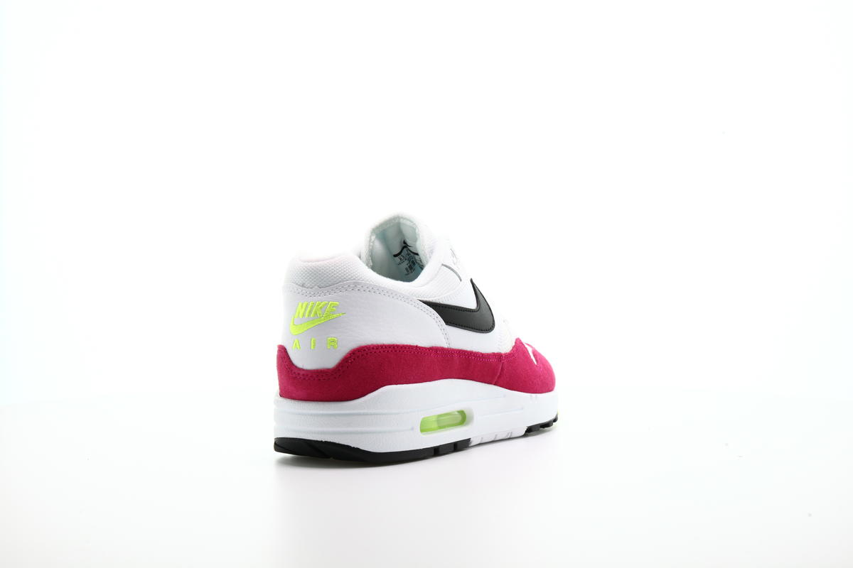 Nike Air Max 1 White Black Volt Rush Pink Purchaze