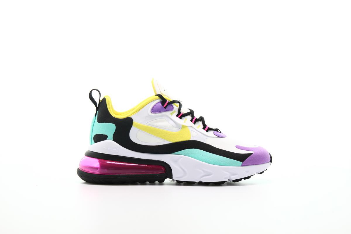 Nike W Air Max 270 React (AT6174 100) | NEU HERSTELLER