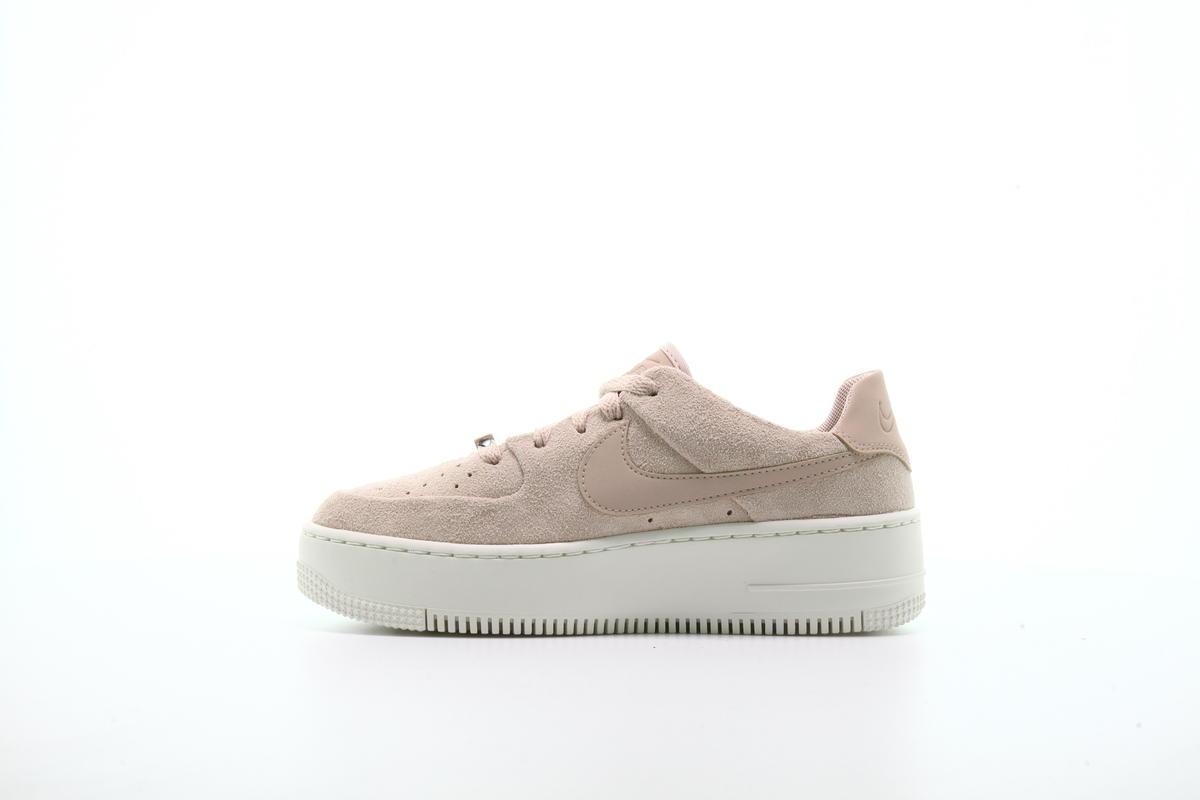 AIR FORCE 1 SAGE Sneaker low particle beigephantom