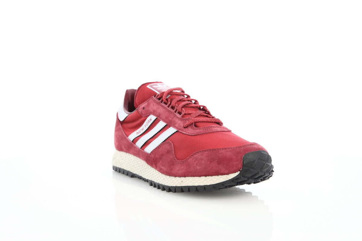 adidas New York (Collegiate Burgundy) Sneaker Freaker