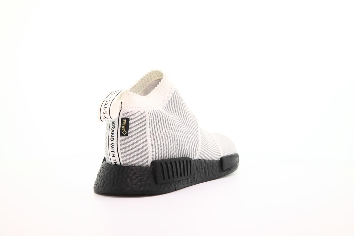 adidas Originals NMD_CS1 GORE TEX Pack Core White | BY9404