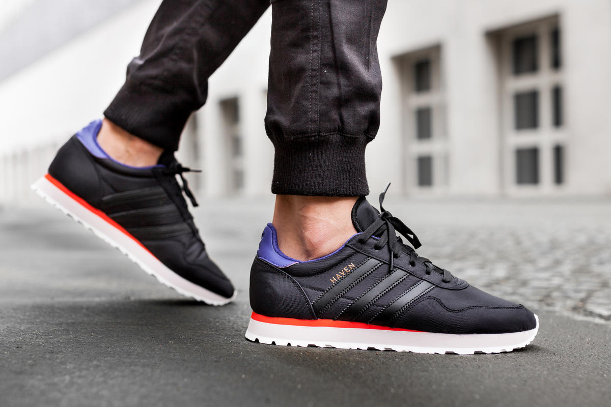 adidas Originals Haven Core Black | BY9712 | AFEW STORE