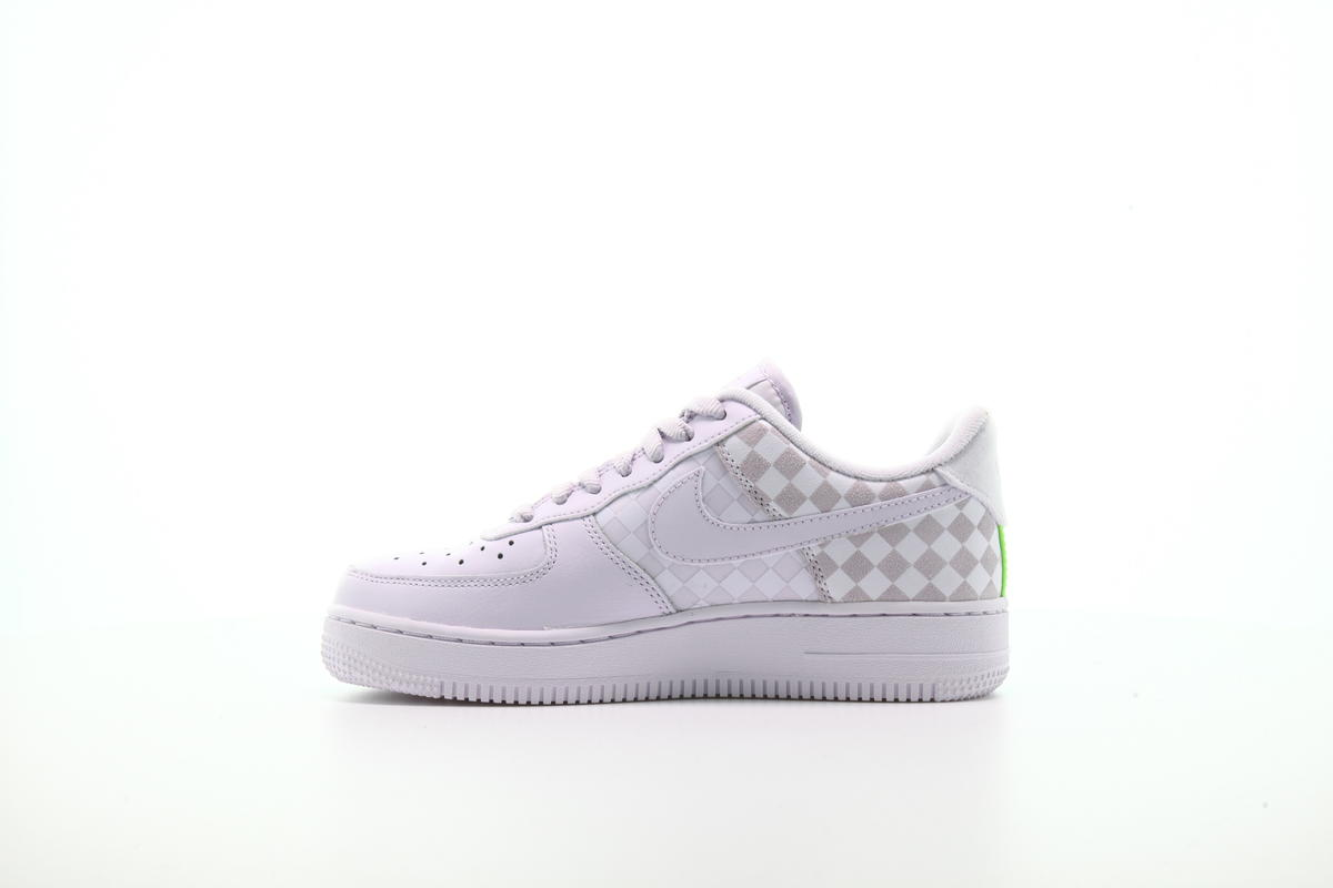 Nike WMNS Air Force 1 Low Barely Grape | CJ9700 500 | AFEW