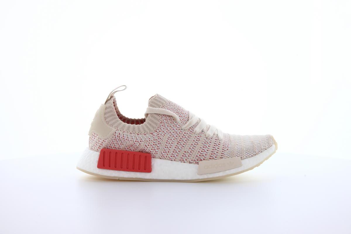 Weiß sneakers adidas NMD R1 Crystal White 70€ | B37645