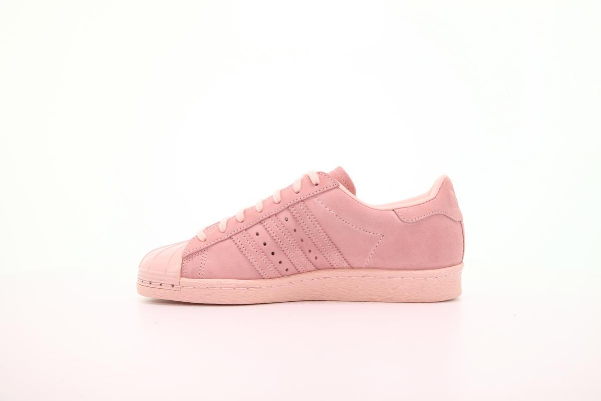 adidas Originals Superstar 80s Metal W Icey Pink   CP9946