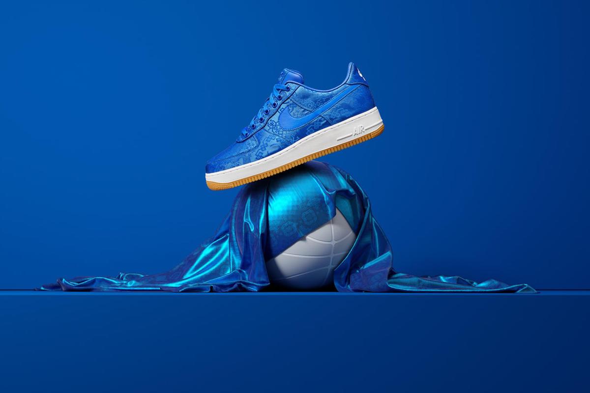 Nike x CLOT Air Force 1