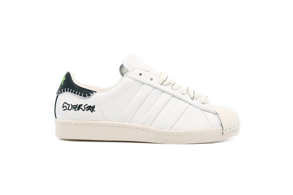 Adidas Originals Superstar Sneaker low weiss