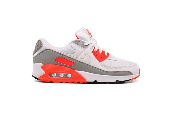 air max modern essential sneaker low Weiß schwarz max orange