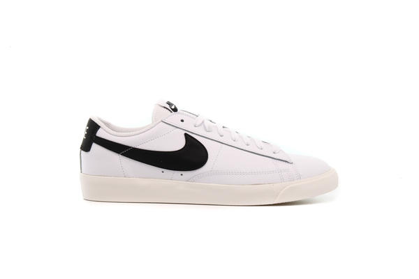 Sneaker Nike Nike BLAZER LOW LEATHER #quot#WHITE#quot#