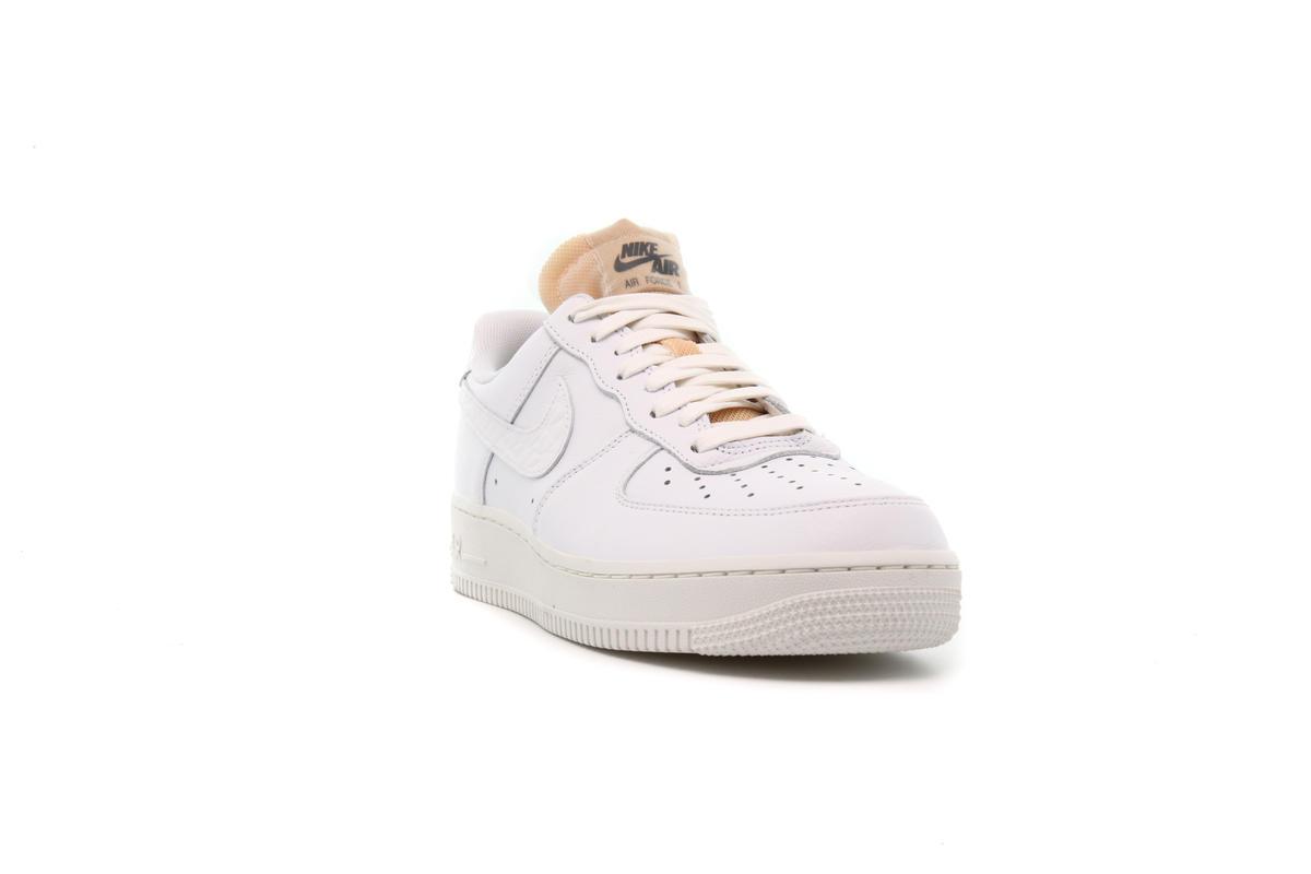air force 1 07 lx white beige