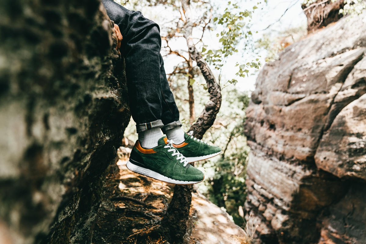 "AFEW x KangaROOS Coil R1 ""Mighty Forest"""