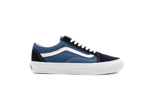 Sneaker Vans Vans OG Old Skool LX #quot#NAVY#quot#