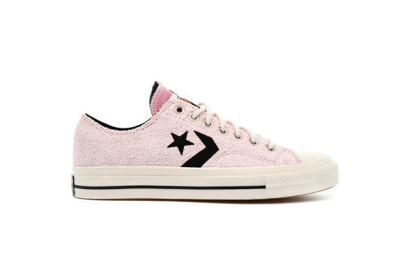 Sneaker Converse Converse x CONVERSE STAR PLAYER OX REVERSE TERRY #quot#LOTUS PINK#quot#
