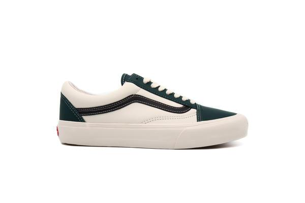 Sneaker Vans Vans Old Skool VLT LX #quot#EVREGREEN#quot#