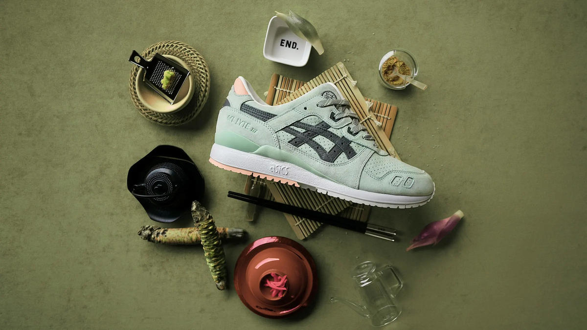 END x ASICS GEL-LYTE III