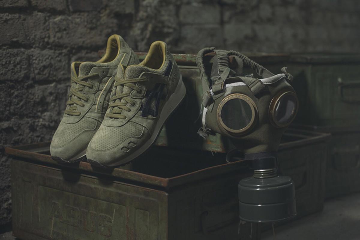 Footpatrol x ASICS GEL-LYTE III