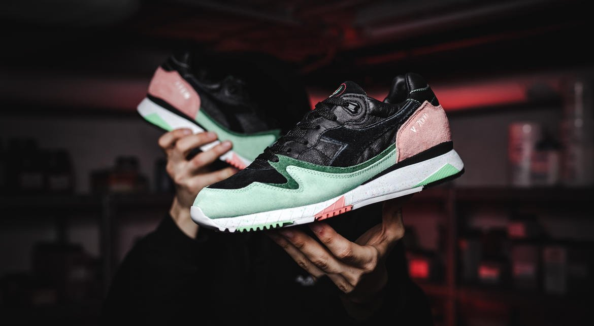 "AFEW x Diadora V7000 ""Highly Addictive"" & ""The Cure"""