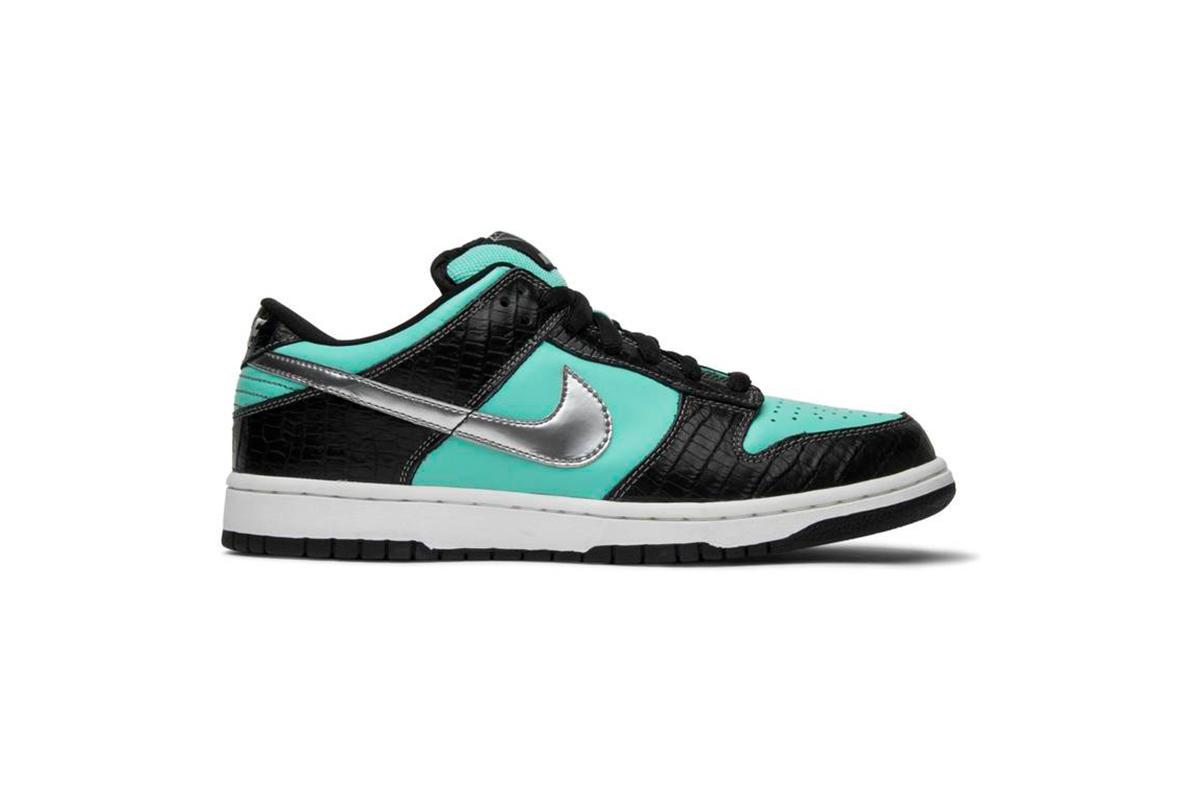 Diamond Supply x Nike SB Dunk
